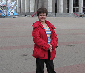 Светлана Ермолина